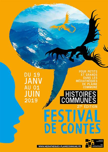 27ème festival de contes « Histoires communes »